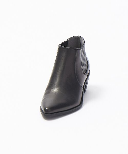 PICHE ABAHOUSE / ピシェ アバハウス ブーツ(ショート丈) | ウエスタンアンクルブーツ | 詳細9