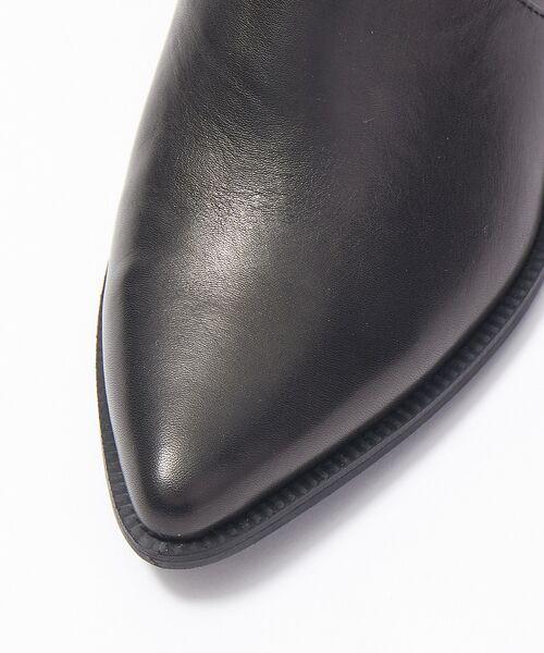 PICHE ABAHOUSE / ピシェ アバハウス ブーツ(ショート丈) | ウエスタンアンクルブーツ | 詳細14