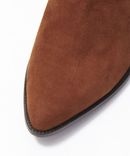 PICHE ABAHOUSE / ピシェ アバハウス ブーツ(ショート丈) | ウエスタンアンクルブーツ | 詳細17