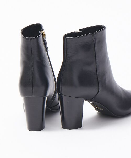 PICHE ABAHOUSE / ピシェ アバハウス ブーツ(ショート丈) | fluffy fit 7cmチャンキーヒールショートブーツ【予約】 | 詳細6