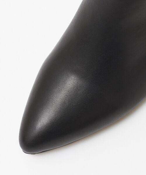 PICHE ABAHOUSE / ピシェ アバハウス ブーツ(ショート丈) | Bianc -Oriana- ピンヒールショートブーツ | 詳細14