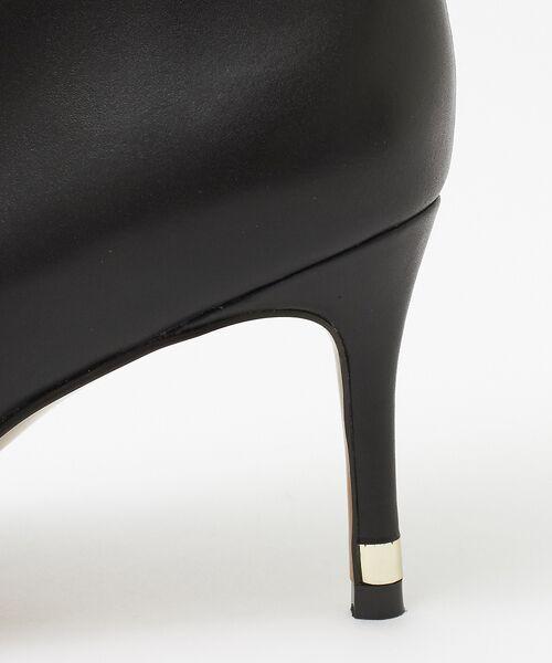 PICHE ABAHOUSE / ピシェ アバハウス ブーツ(ショート丈) | Bianc -Oriana- ピンヒールショートブーツ | 詳細10