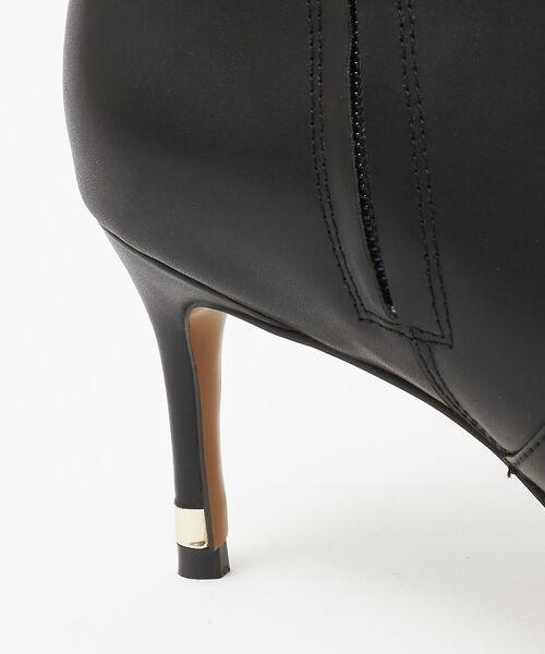 PICHE ABAHOUSE / ピシェ アバハウス ブーツ(ショート丈) | Bianc -Oriana- ピンヒールショートブーツ | 詳細11