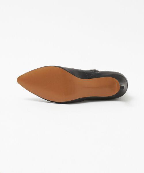 PICHE ABAHOUSE / ピシェ アバハウス ブーツ(ショート丈) | Bianc -Oriana- ピンヒールショートブーツ | 詳細12