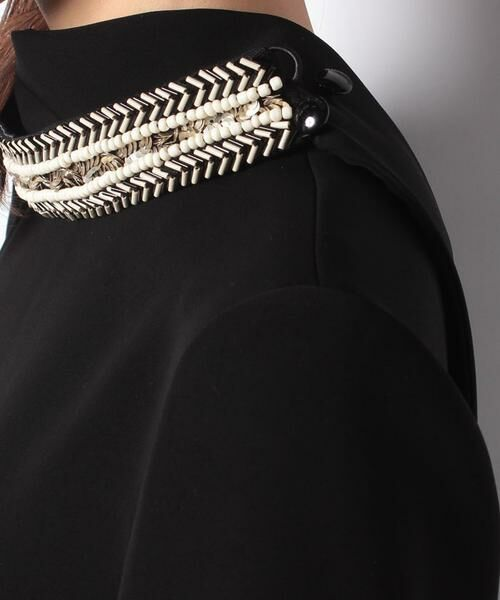 pierre cardin / ピエール ・カルダン ドレス   ビーズ刺繍チュニック   詳細5