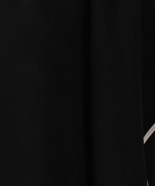 pierre cardin / ピエール ・カルダン ドレス | 複合ジョーゼット ロールカラーワンピース  | 詳細6