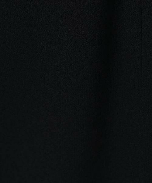 pierre cardin / ピエール ・カルダン ミニ・ひざ丈スカート   複合ジョーゼット タイトスカート   詳細5