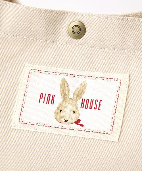 PINK HOUSE / ピンクハウス トートバッグ | ピンクハウスアーカイブプリントトートバッグ | 詳細2