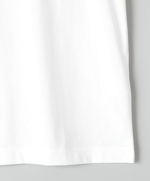 PINK HOUSE / ピンクハウス Tシャツ   セルビッチテープ使いTシャツ&パッチワーク使いハーフパンツセット   詳細5