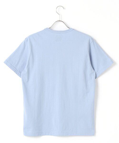 PINK HOUSE / ピンクハウス Tシャツ | マンボウ&パフィン刺繍Tシャツ | 詳細2