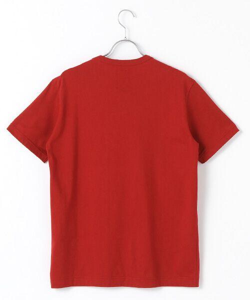 PINK HOUSE / ピンクハウス Tシャツ | ロゴサガラワッペンTシャツ | 詳細2