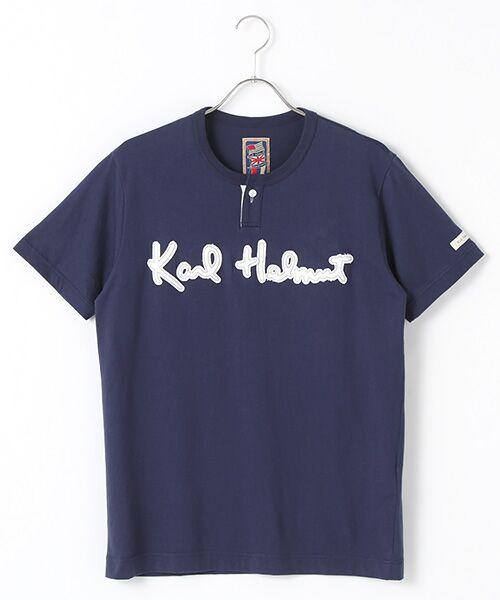 ロゴサガラワッペンTシャツ