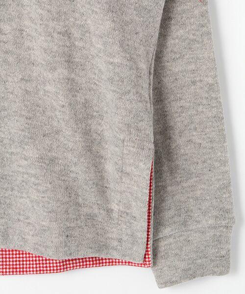 PINK HOUSE / ピンクハウス ニット・セーター | アンダーザグラス刺繍ライトウールニット | 詳細3