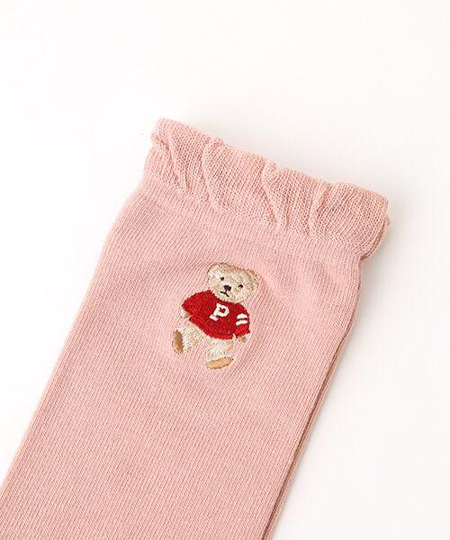 PINK HOUSE / ピンクハウス ソックス | キャラクター&モチーフワンポイント刺繍ソックス | 詳細11