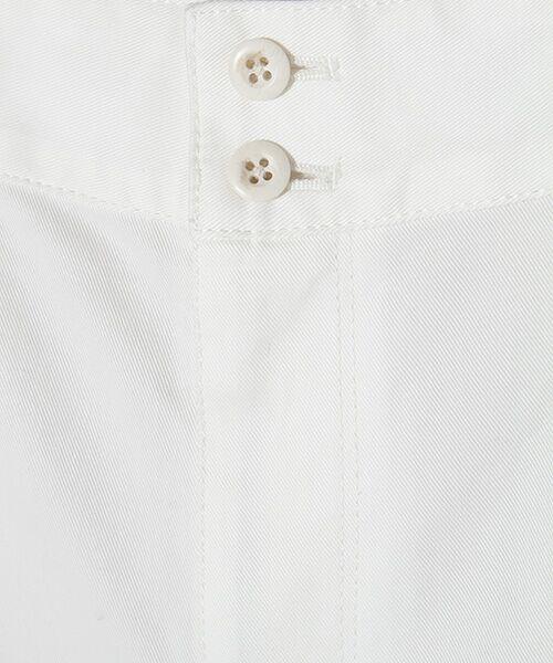 PINK HOUSE / ピンクハウス ショート・ハーフ・半端丈パンツ | 裾フリルストレッチパンツ | 詳細2