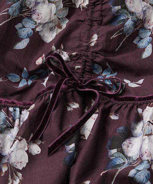 PINK HOUSE / ピンクハウス ロング・マキシ丈スカート | ルドゥーテ ブーケ柄スカート | 詳細7