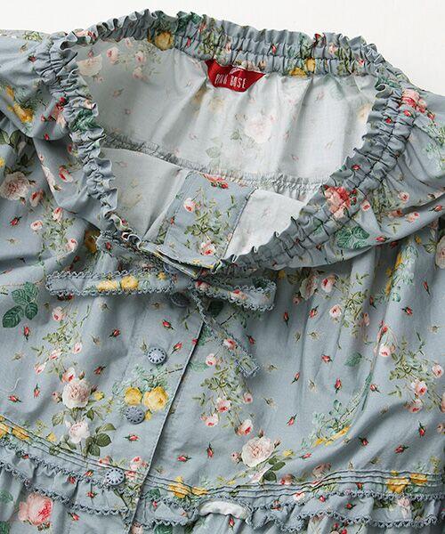 PINK HOUSE / ピンクハウス ロング・マキシ丈スカート | ルドゥーテ 小バラ柄スカート | 詳細6