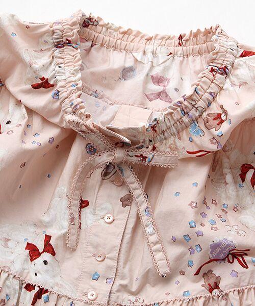 PINK HOUSE / ピンクハウス ロング・マキシ丈スカート | エトワールシュクレプリントスカート | 詳細4