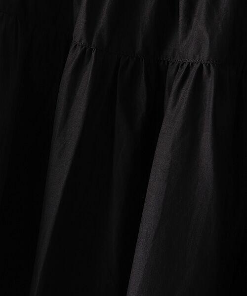 PINK HOUSE / ピンクハウス ロング・マキシ丈スカート | ローンフリルミディスカート | 詳細5