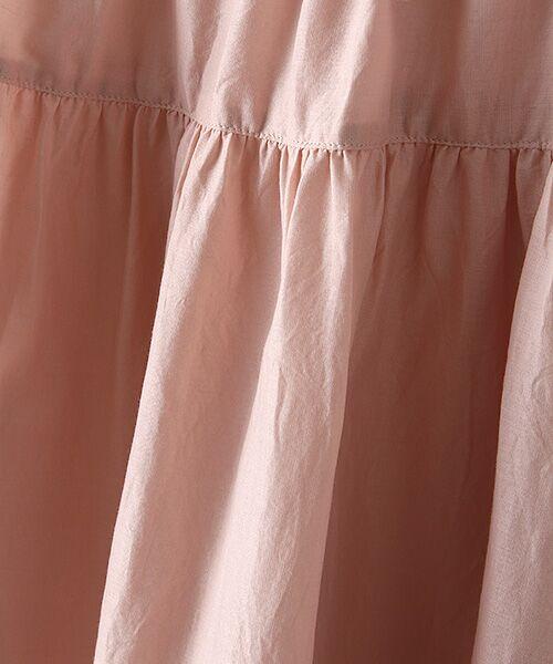 PINK HOUSE / ピンクハウス ロング・マキシ丈スカート | ローンフリルミディスカート | 詳細8