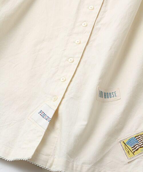 PINK HOUSE / ピンクハウス ロング・マキシ丈スカート   ネームワッペン使いスカート   詳細2