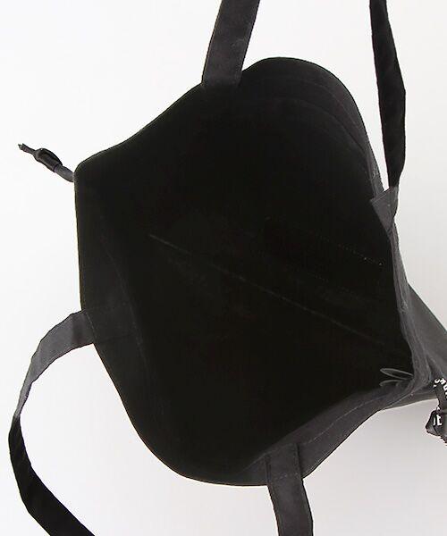 PINK HOUSE / ピンクハウス トートバッグ | 【アウトレット】【オンライン先行販売】オールドベアプリント巾着バッグ | 詳細2