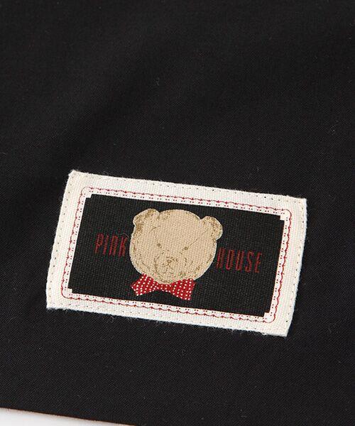 PINK HOUSE / ピンクハウス トートバッグ | 【アウトレット】【オンライン先行販売】オールドベアプリント巾着バッグ | 詳細4