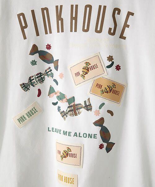 PINK HOUSE / ピンクハウス カットソー   【オンライン先行販売】キャンディプリントカットソー   詳細2