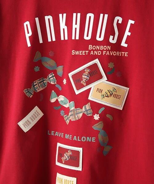 PINK HOUSE / ピンクハウス カットソー   【オンライン先行販売】キャンディプリントカットソー   詳細3