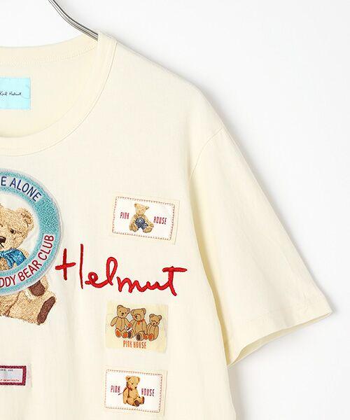 PINK HOUSE / ピンクハウス Tシャツ | テディベアクラブTシャツ | 詳細3