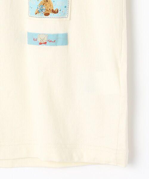 PINK HOUSE / ピンクハウス Tシャツ | テディベアクラブTシャツ | 詳細4