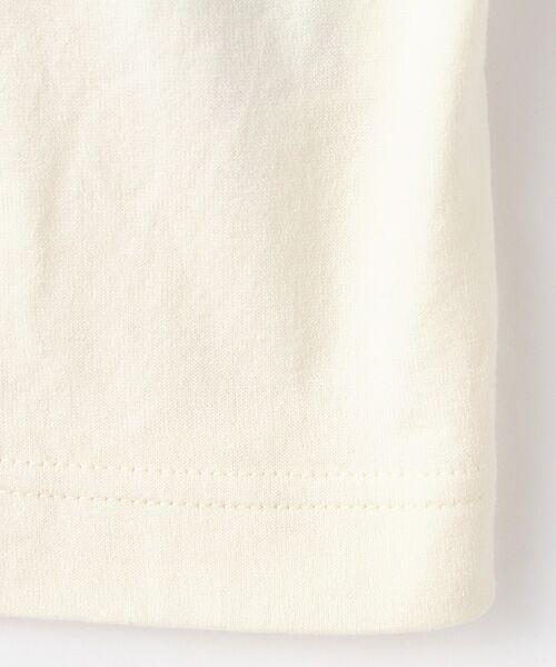 PINK HOUSE / ピンクハウス Tシャツ | ヒッコリーワッペン付きロゴTシャツ | 詳細5