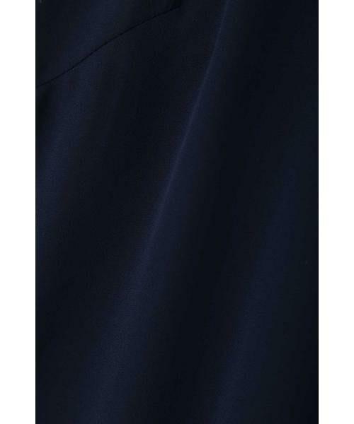 PINKY & DIANNE / ピンキーアンドダイアン シャツ・ブラウス | ◆カラージョーゼットストライプボウタイブラウス | 詳細5