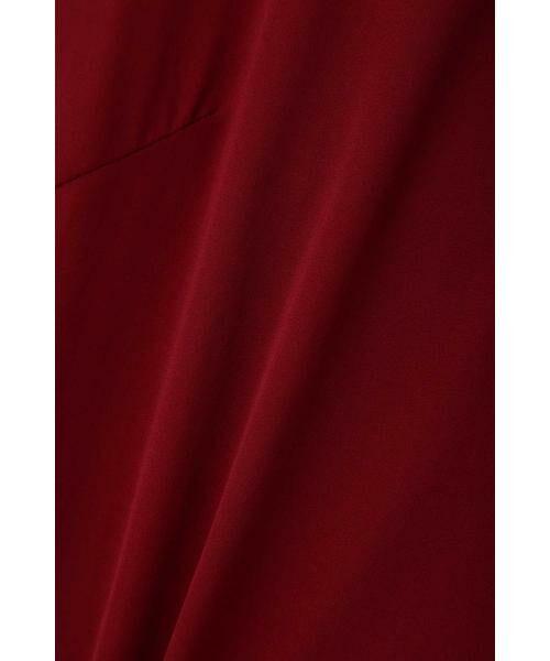 PINKY & DIANNE / ピンキーアンドダイアン シャツ・ブラウス | ◆カラージョーゼットストライプボウタイブラウス | 詳細16