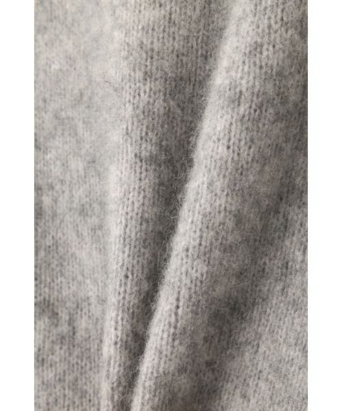 PINKY & DIANNE / ピンキーアンドダイアン ニット・セーター | Vネックシャギーニット | 詳細10
