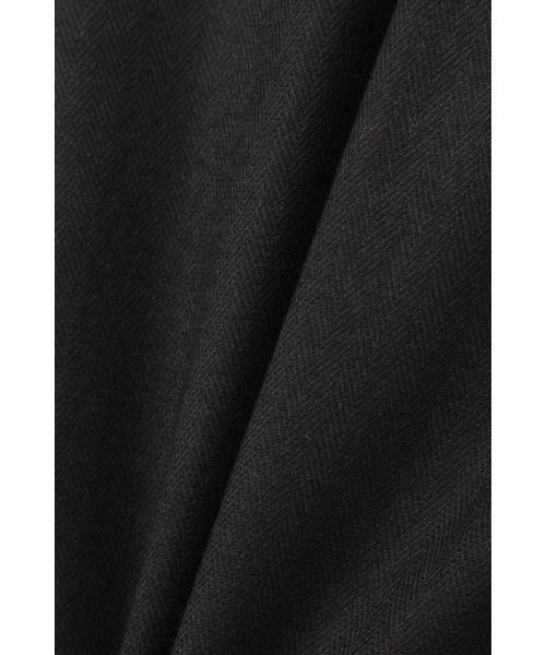 PINKY & DIANNE / ピンキーアンドダイアン スカート | ◆ウールヘリンボーンビットアクセントスカート | 詳細8