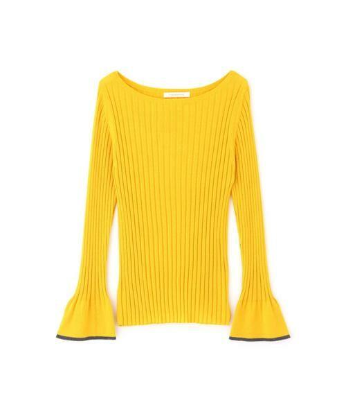 PINKY & DIANNE / ピンキーアンドダイアン ニット・セーター | ◆フレアスリーブニットプルオーバー | 詳細4