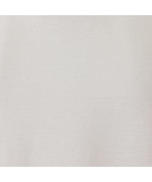 PISANO / ピサーノ カットソー | スマイルロゴ・プリントTシャツ | 詳細11
