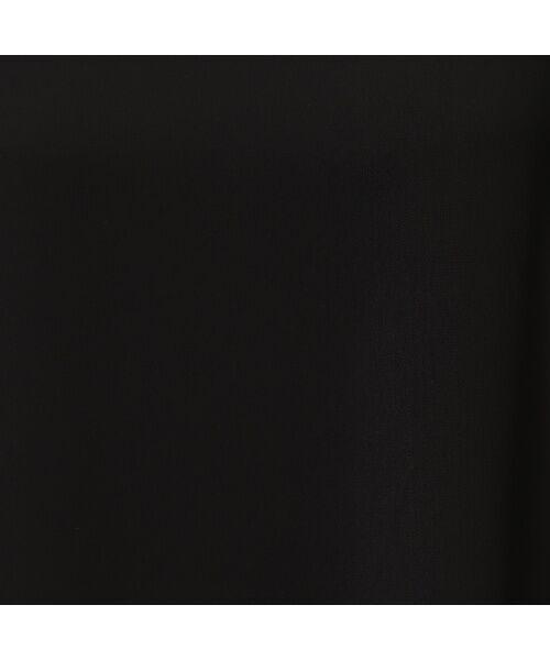PISANO / ピサーノ ミニ丈・ひざ丈ワンピース | [L~3L]ファンシーレース切替ワンピース | 詳細13