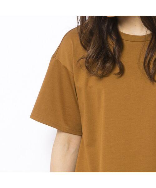 PISANO / ピサーノ カットソー | ソルシールド・フレアラインTシャツ | 詳細2