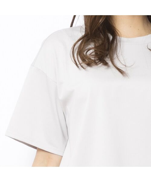 PISANO / ピサーノ カットソー | ソルシールド・フレアラインTシャツ | 詳細8