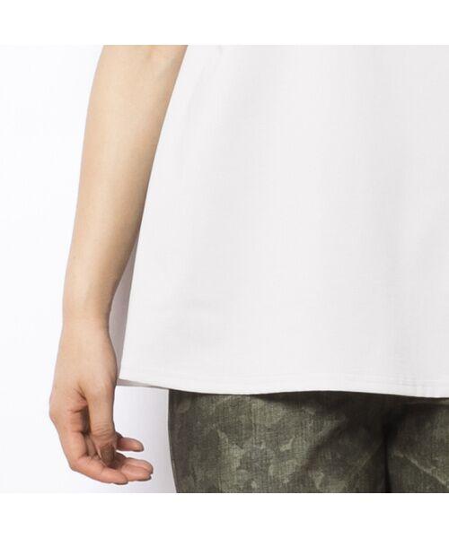 PISANO / ピサーノ カットソー | ソルシールド・フレアラインTシャツ | 詳細9