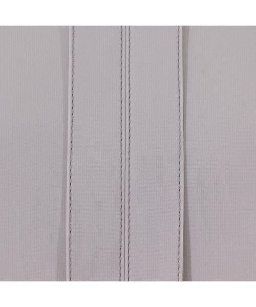 PISANO / ピサーノ カットソー | [大きいサイズ/L-LL]配色ステッチデザインブラウス風Tシャツ | 詳細10