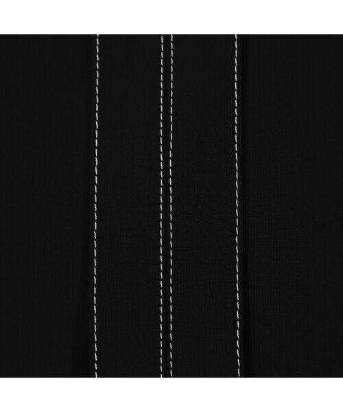 PISANO / ピサーノ カットソー | [大きいサイズ/L-LL]配色ステッチデザインブラウス風Tシャツ | 詳細12