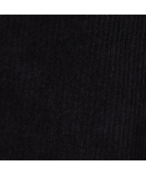 PISANO / ピサーノ その他パンツ | ストレッチコーデュロイ風ワイドパンツ | 詳細9