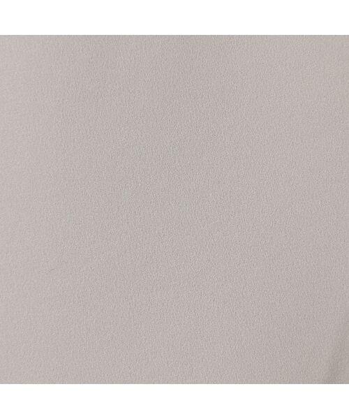 PISANO / ピサーノ シャツ・ブラウス | [大きいサイズ/L-3L]バックサテンプルオーバーブラウス[セットアップ対応] | 詳細8