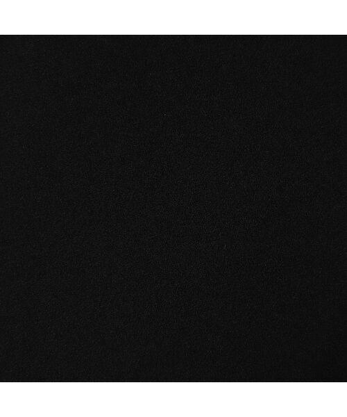 PISANO / ピサーノ ミニ・ひざ丈スカート | [大きいサイズ/L-3L]バックサテンラップ風タイトスカート[セットアップ対応] | 詳細7