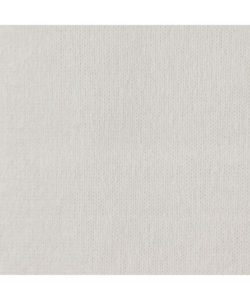 PISANO / ピサーノ ニット・セーター | 【大きいサイズ】コットン/アクリル・ボートネックニット | 詳細5
