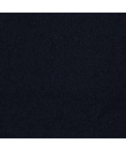 PISANO / ピサーノ ニット・セーター | 【大きいサイズ】コットン/アクリル・ボートネックニット | 詳細8