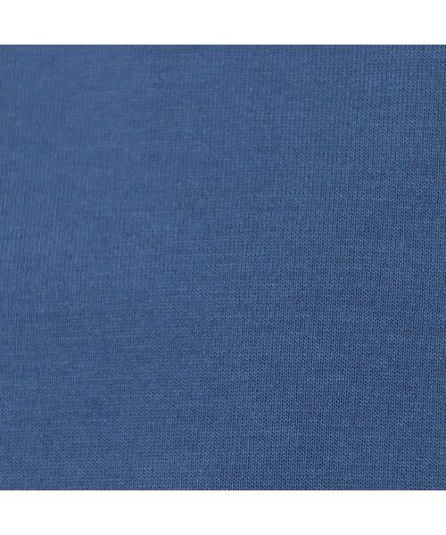 PISANO / ピサーノ カットソー | エコイト天竺・クルーネックTシャツ | 詳細7
